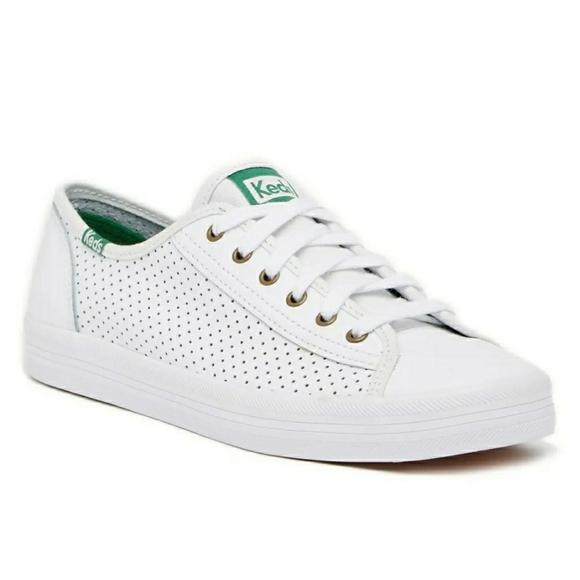 Like New! Keds Kickstart Leather Sneaker Size 7